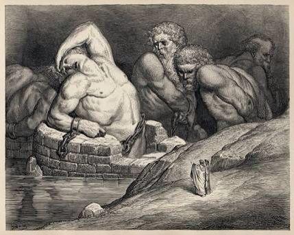 En el Limbo se puede encontrara a Aristóteles,Sócrates ,Platón entre otros y se le denomina La Mansión de los Justos.