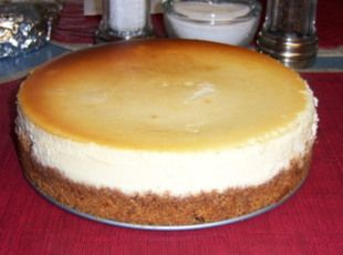 Crack Proof: New York Style Cheese Cake Recipe - Made this three times, its delicious, and it always comes out perfect! No cracks!