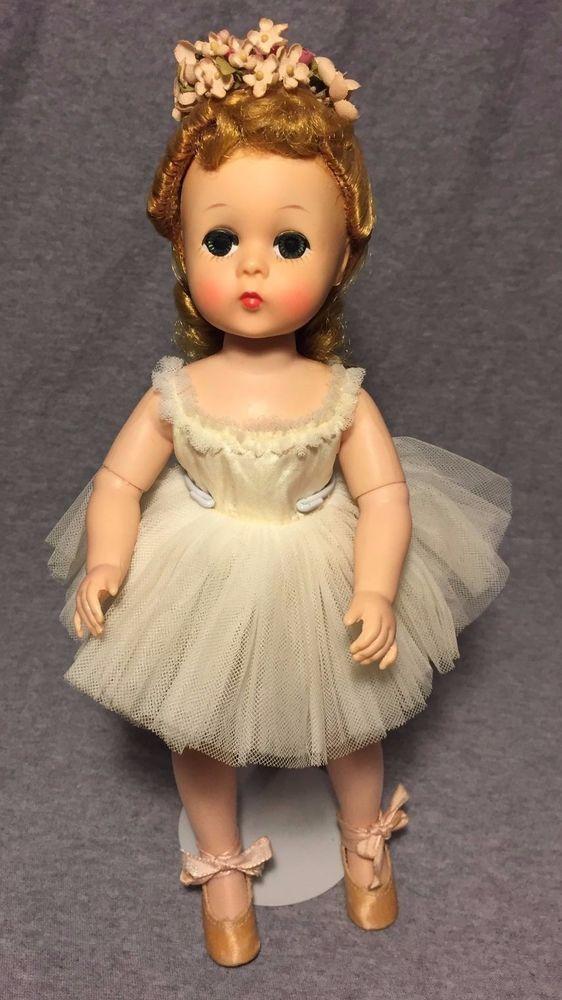Madame Alexander Cotton Candy Ballerina Cloth by Madame Alexander RVF7DL
