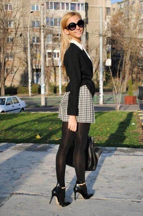 Tight and Pantyhose Fashion Inspiration