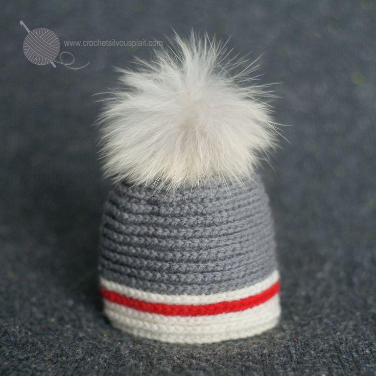 patron couture bonnet lapin