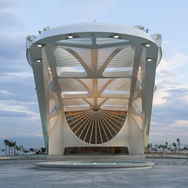 Museu do amanhã, Rio , Brasil                                                                                                                                                                                 Mais