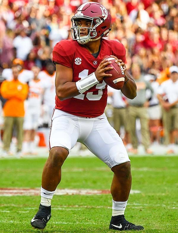 purchase cheap e879e 0508e College Football Top 25 Rankings: Tua Tagovailoa #Alabama ...