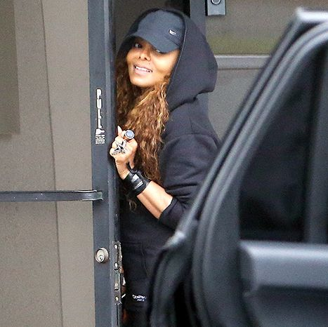 Janet Jackson Spotted Outside Rehearsal Studio for Her World Tour: Pic - Us Weekly