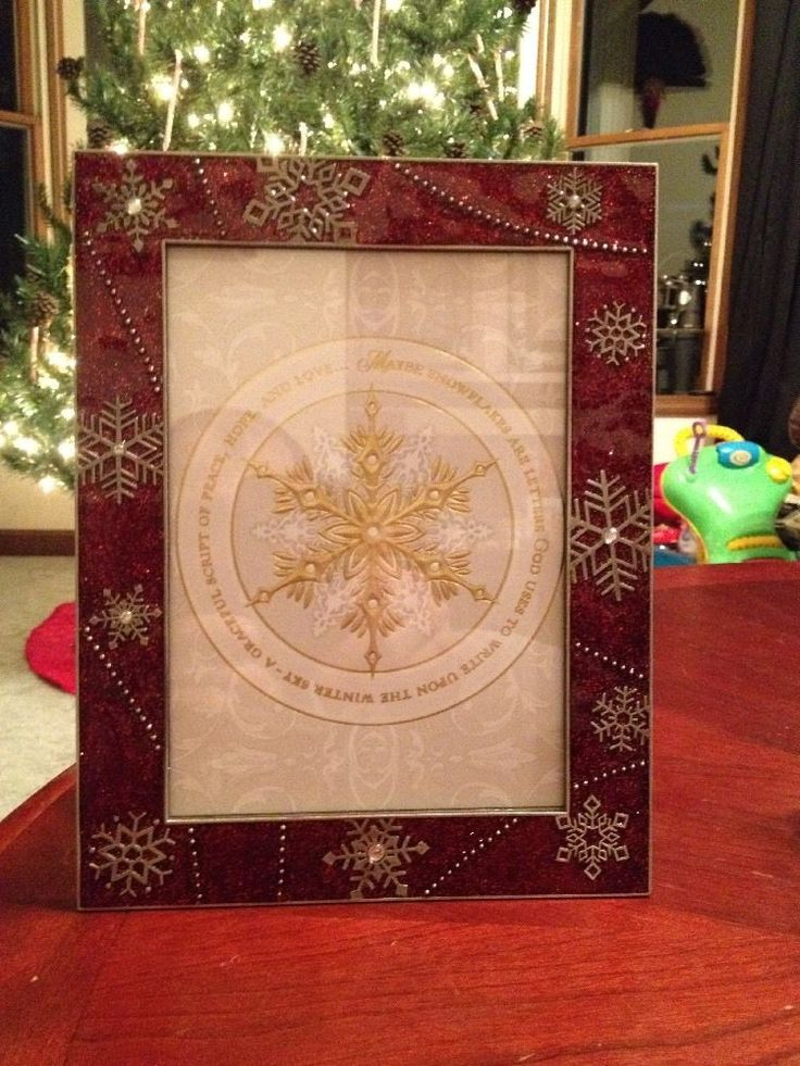 Kohl 39 S Home Decor Home For The Holidays 5x7 Picture Frame
