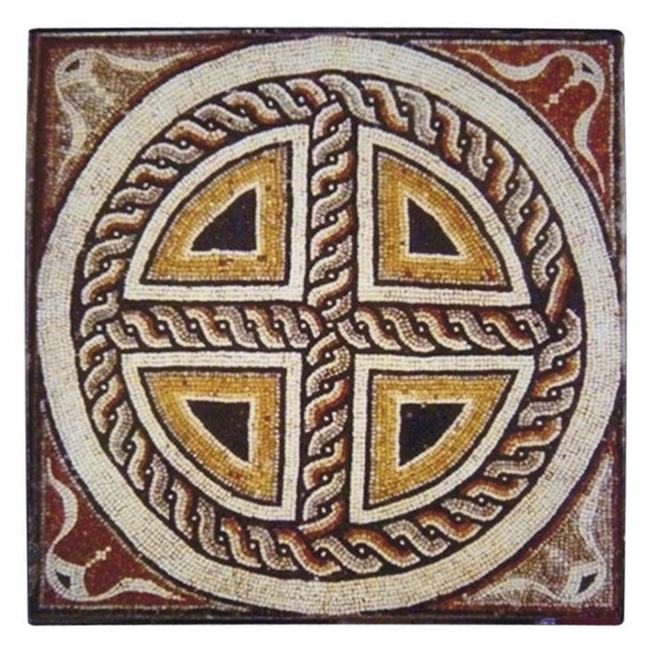 mosaic/greek cross