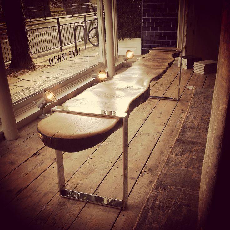 The 'Orinoco Bench' by Henry Swanzy'
