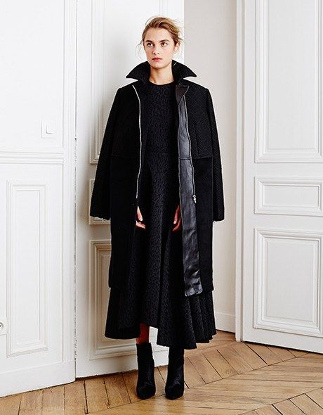 No Regrets Culti Coat by Faddoul