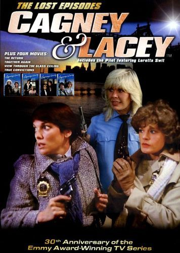 Cagney & Lacey: The Lost Episodes [4 Discs] [DVD]