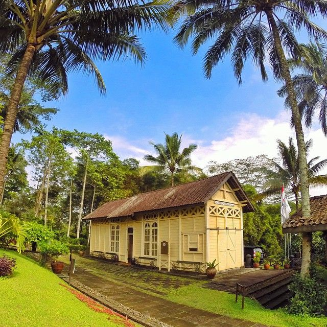 The heritage Mayong Station since 1873