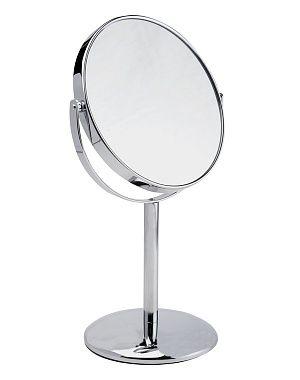 Косметическое зеркало с 5ти-кратным увеличением Gezatone LM874
