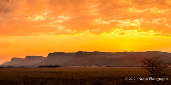 """""""7 Sisters of the Waterberg"""" by NapierPhotographie, $ 115.00 - (original fine art giclee, limited series)"""