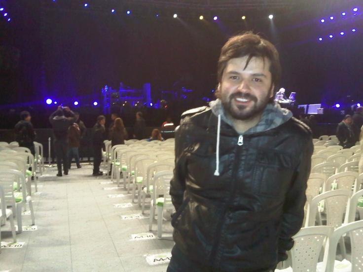 Paul McCartney iba a estar a unos pasos de mi silla