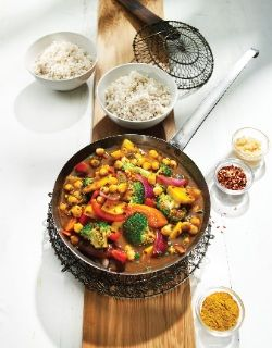 Harvest Vegetable Curry