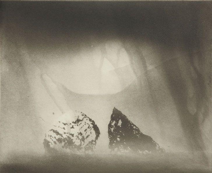 Norman Ackroyd  Scotland/North of Lock Ness Prints  1993 • 17 x 21cm • [381]