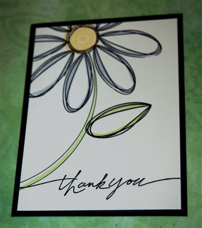 pick a thank U by hockeygirl - Cards and Paper Crafts at Splitcoaststampers