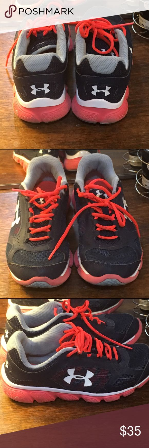 Under armour tennis shoes Barely worn great shape Under Armour Shoes Sneakers