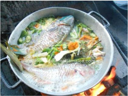 11 best jamaica jamaica images on pinterest jamaican for Jamaican steam fish