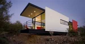 Arquitectura Arkinetia - Artículos - Taliesin Mod Fab - Casa prefabricada
