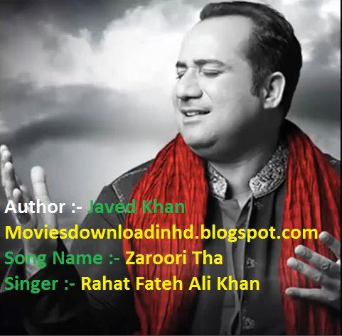 (  MB) Download Rahat Fateh Ali Khan Songs Video ...