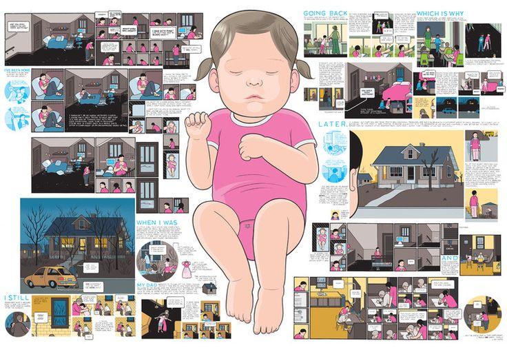 "1 | Chris Ware Brilliantly Bundles ""Building Stories"" As Graphic Novel Boxed Set | Co.Create: Creativity \ Culture \ Commerce"
