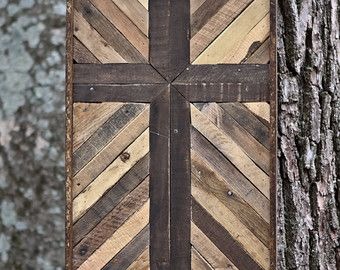 Rustic United States of America Made from Reclaimed by ...