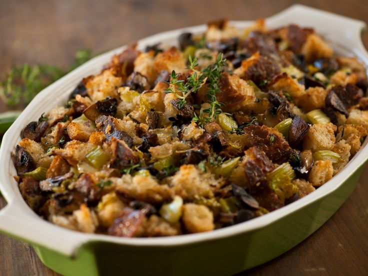 Sourdough Bread Stuffing from FoodNetwork.com