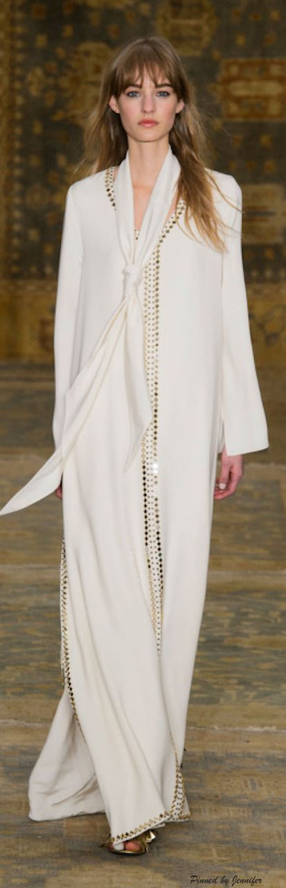 Tory Burch Fall/Winter 2015 #stylecable