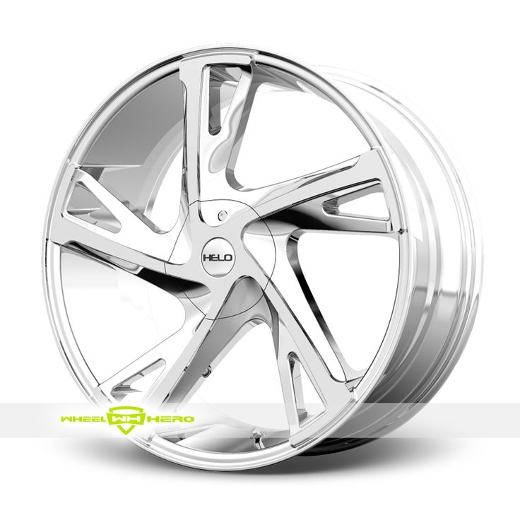 Helo HE902 Chrome PVD Wheels For Sale & Helo HE902 Rims And Tires
