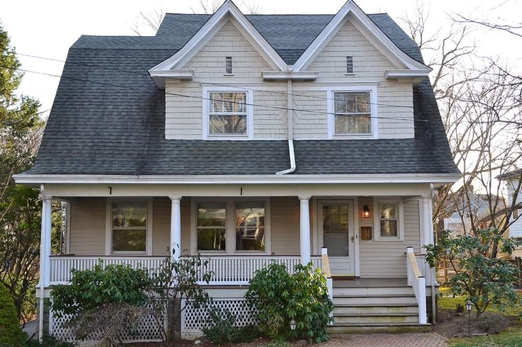 New England Dutch Colonial Homes | Exterior Paint Colors - Consulting for Old Houses - Sample Colors