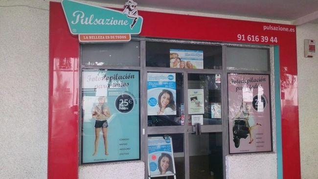 Pulsazione fotodepilación unisex economica en Villaviciosa de Odón