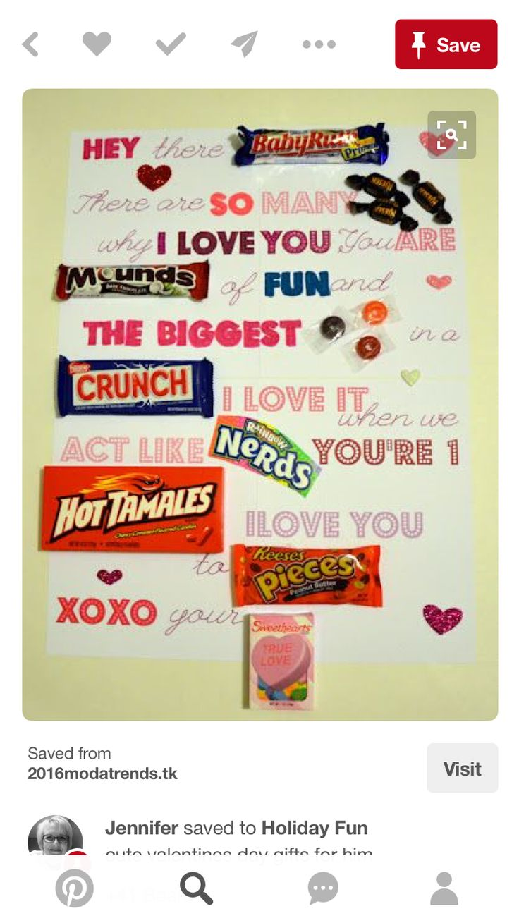 candy bar letter ive always wanted to doget this