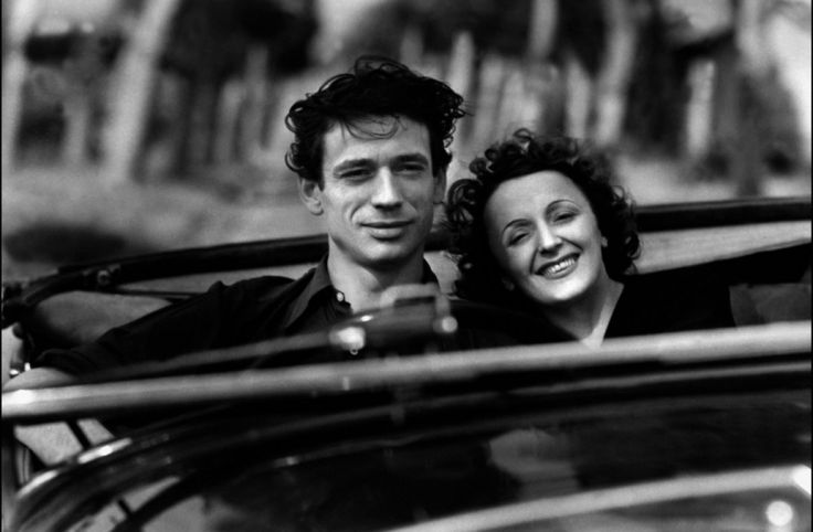Yves Montand, Edith Piaf
