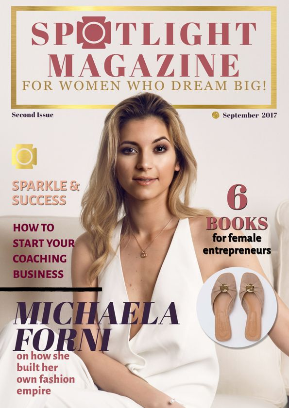 Lates issue of Spotlight Magazine is here:http://camillakristiansen.com/new-issue-of-spotlight-magazine-is-out/