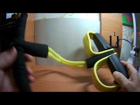 Эспандер тренажер резиновый для тренировки рук и ног купить цена бесплатно