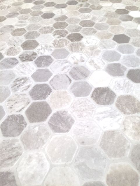 Getting A Hex Tile Look (with Vinyl Part 76