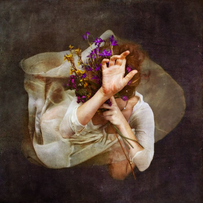 re-imaging of ophelia   http://www.flickr.com/photos/brookeshaden/
