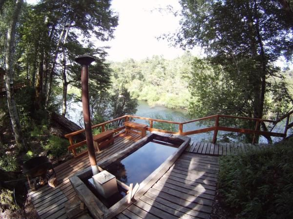 77 besten outdoor hot tub aussenwhirlpool bilder auf pinterest au enduschen aussenbad und. Black Bedroom Furniture Sets. Home Design Ideas