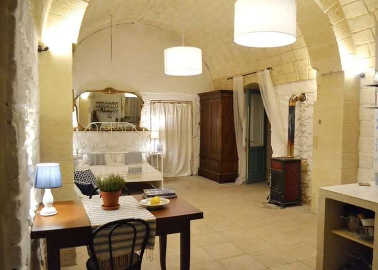 Check out this awesome listing on Airbnb: Salento Guesthouse B&B Suite 3 - Apartments for Rent in Carpignano Salentino