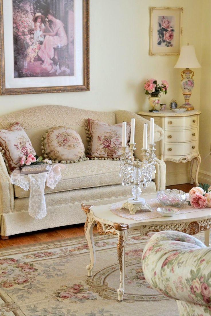 25 Best Ideas About Feminine Living Rooms On Pinterest