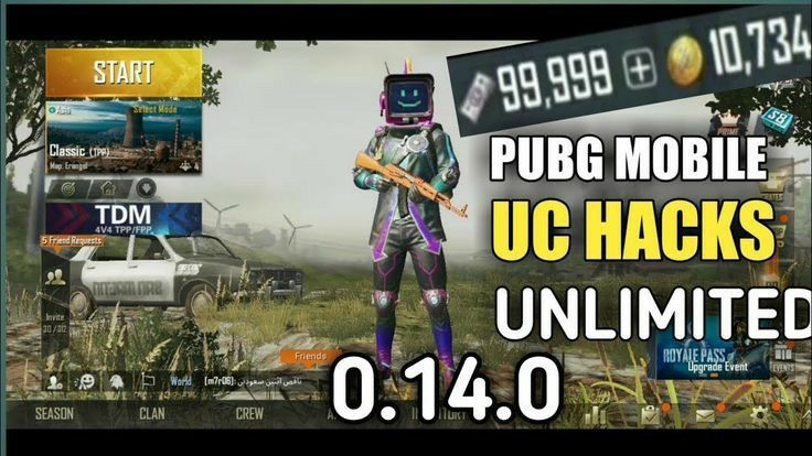 Get Free Uc In Pubg Mobile No Verification Needed Android Hacks Download Hacks Android Tutorials