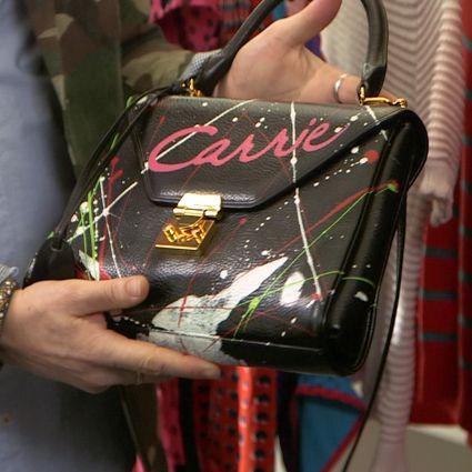 PopSugar Video: Eric Daman Gives Us a Tour of Young Carrie Bradshaw's Closet