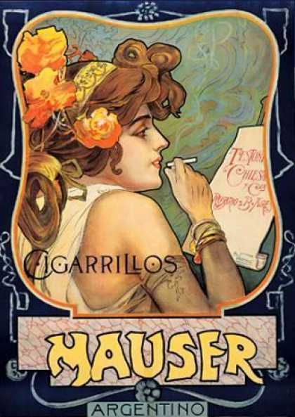 Vintage Tobacco/ Cigarette Ads (Page 25) of Miscellaneous Years