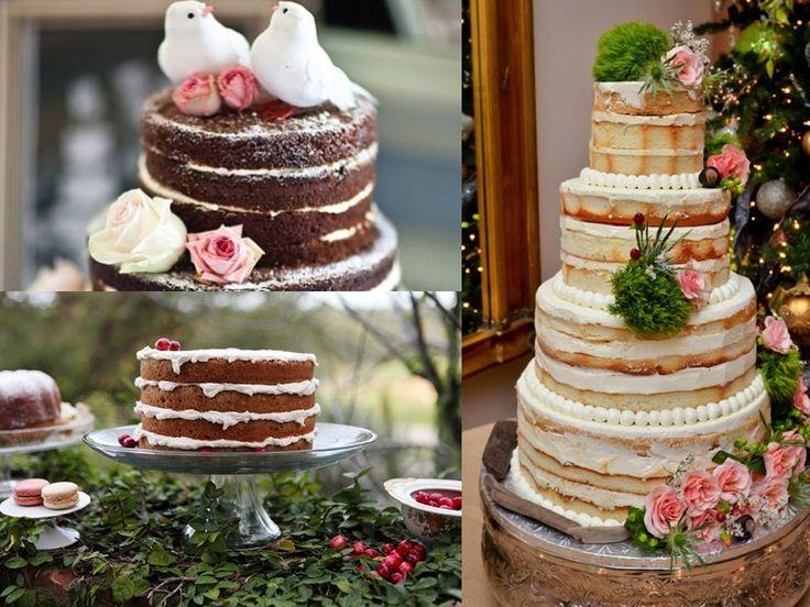 Veja como preparar o naked cake, um bolo moderninho que dispensa cobertura.