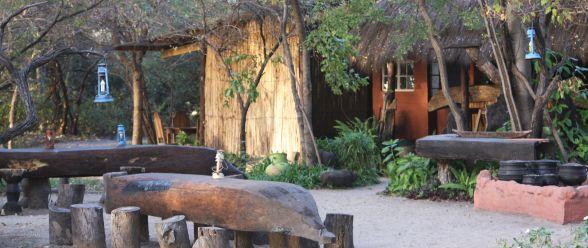 Ngepi Camp, Caprivi Namibia