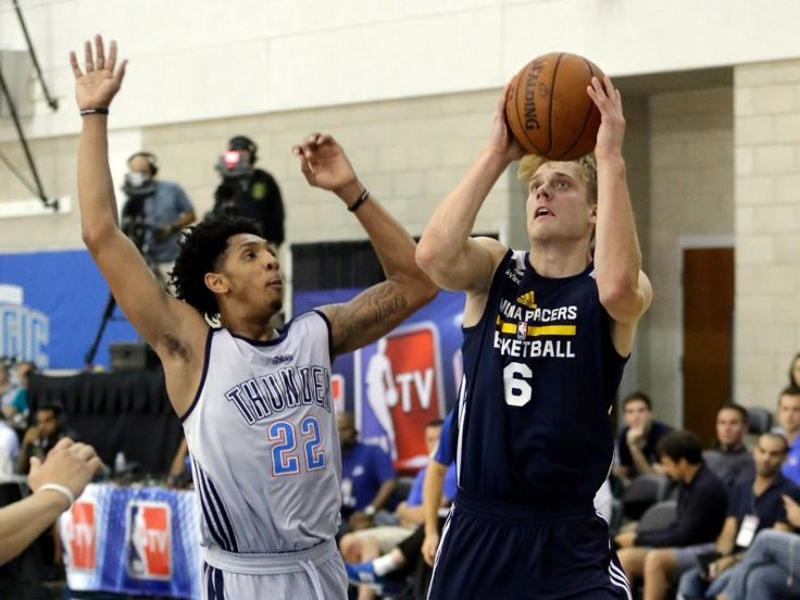Nate Wolters continues pursuit of NBA dream = BROOKINGS, S.D. — Back at the arena that helped make him a national name three years earlier, Nate Wolters gets ready to help lead a basketball camp for elementary-aged kids. It's one of several endeavors Wolters.....