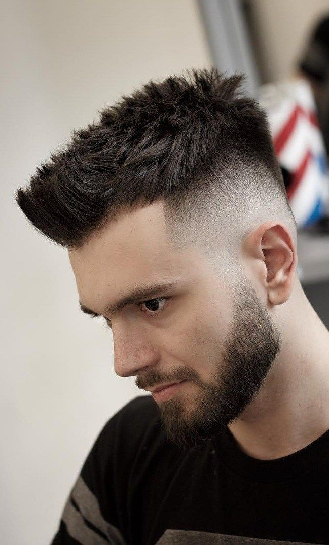 Know Why Fade is Better Than Undercut Haircut , Men\u0027s