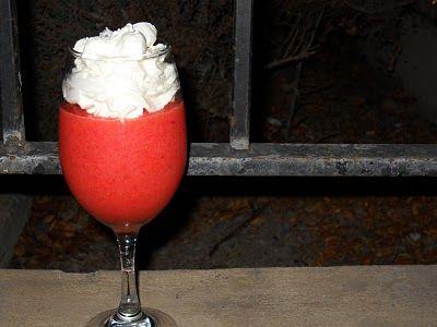 Better Than Burgers: Virgin Strawberry Daiquiri
