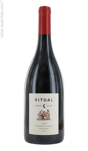 Stores and prices for '2013 Ritual Pinot Noir, Casablanca Valley, Chile'.  Compare prices for this wine, at 17,000+ online wine stores.