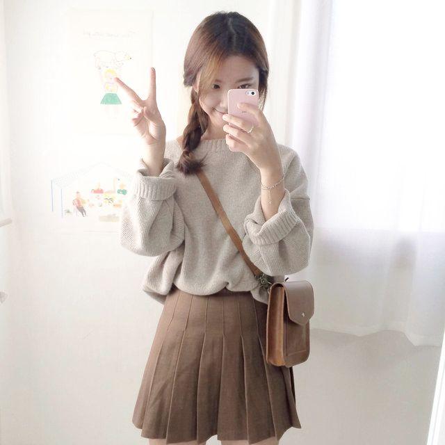 Korean Fashion Tumblr Clothes Pinterest Korean
